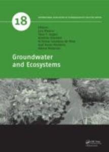 Foto Cover di Groundwater and Ecosystems, Ebook inglese di  edito da CRC Press