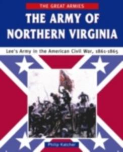 Ebook in inglese Army of Northern Virginia Katcher, Philip