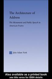 Architecture of Address
