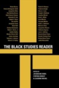Foto Cover di Black Studies Reader, Ebook inglese di  edito da