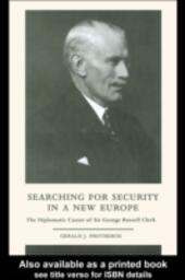 Searching for Security in a New Europe