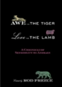 Ebook in inglese Awe for the Tiger, Love for the Lamb -, -