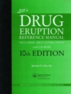 Ebook in inglese Litt's Drug Eruption Reference Manual Including Drug Interactions Litt, Jerome Z. , Shear, Neil
