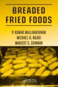 Foto Cover di Breaded Fried Foods, Ebook inglese di AA.VV edito da CRC Press