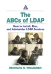 Ebook in inglese ABCs of LDAP Voglmaier, Reinhard E.
