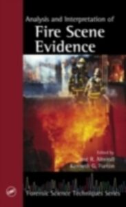 Ebook in inglese Analysis and Interpretation of Fire Scene Evidence