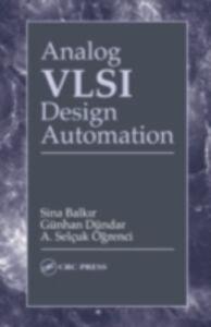 Foto Cover di Analog VLSI Design Automation, Ebook inglese di AA.VV edito da CRC Press