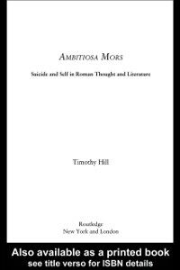 Ebook in inglese Ambitiosa Mors Hill, T.D.