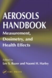 Foto Cover di Aerosols Handbook, Ebook inglese di  edito da CRC Press