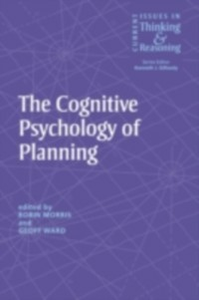 Ebook in inglese Cognitive Psychology of Planning -, -