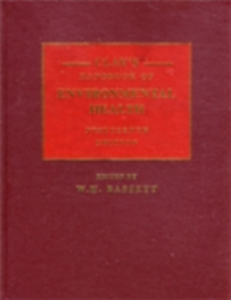 Ebook in inglese Clay's Handbook of Environmental Health -, -