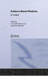 Foto Cover di Evidence-Based Medicine, Ebook inglese di  edito da Taylor and Francis