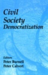 Ebook in inglese Civil Society in Democratization