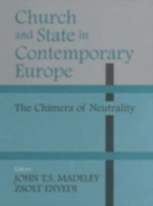 Ebook in inglese Church and State in Contemporary Europe -, -