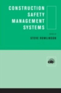 Ebook in inglese Construction Safety Management Systems -, -
