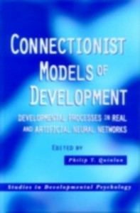 Ebook in inglese Connectionist Models of Development -, -