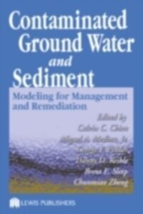 Ebook in inglese Contaminated Ground Water and Sediment -, -