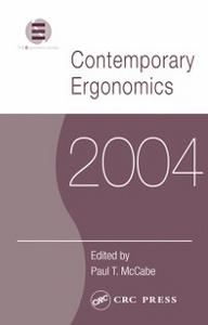 Ebook in inglese Contemporary Ergonomics 2004 -, -