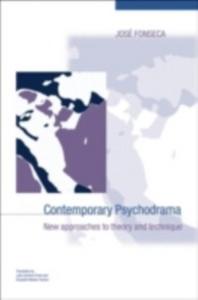 Ebook in inglese Contemporary Psychodrama Fonseca, Jose