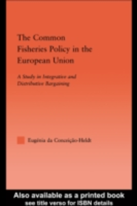 Ebook in inglese Common Fisheries Policy in the European Union Condeicao-Heldt, Eugenia da