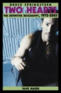 Ebook in inglese Bruce Springsteen Marsh, Dave