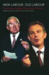 Ebook in inglese New Labour, Old Labour