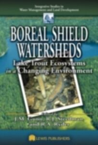 Ebook in inglese Boreal Shield Watersheds -, -