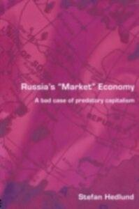 Ebook in inglese Russia's Market Economy Hedlund, Stefan