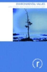 Foto Cover di Environmental Values, Ebook inglese di AA.VV edito da Taylor and Francis