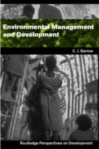 Ebook in inglese Environmental Management and Development Barrow, Chris