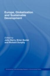 Europe, Globalization and Sustainable Development