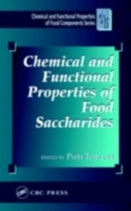 Ebook in inglese Chemical and Functional Properties of Food Saccharides -, -
