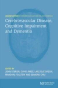 Foto Cover di Cerebrovascular Disease and Dementia, Second Edition, Ebook inglese di  edito da CRC Press