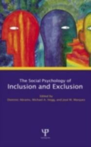 Ebook in inglese Social Psychology of Inclusion and Exclusion -, -