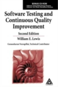Ebook in inglese Software Testing and Continuous Quality Improvement, Second Edition Lewis, William E.