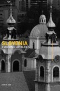 Ebook in inglese Slovenia Cox, John K.