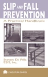 Ebook in inglese Slip and Fall Prevention Pilla, Steven Di