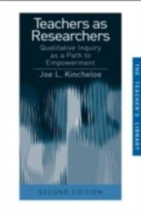 Ebook in inglese Teachers as Researchers
