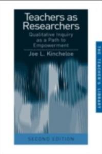 Ebook in inglese Teachers as Researchers -, -