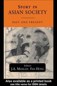 Ebook in inglese Sport in Asian Society
