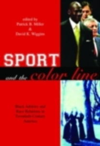 Ebook in inglese Sport and the Color Line -, -
