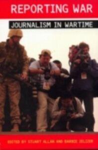 Foto Cover di Reporting War, Ebook inglese di  edito da Taylor and Francis