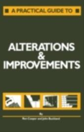 Practical Guide to Alterations and Improvements