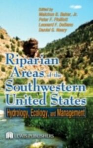 Ebook in inglese Riparian Areas of the Southwestern United States -, -
