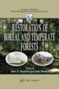 Foto Cover di Restoration of Boreal and Temperate Forests, Ebook inglese di  edito da CRC Press