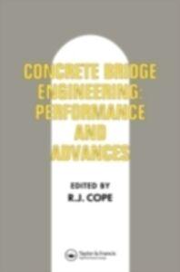 Ebook in inglese Concrete Bridge Engineering