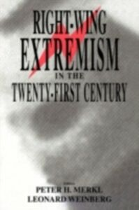 Foto Cover di Right-wing Extremism in the Twenty-first Century, Ebook inglese di  edito da Taylor and Francis