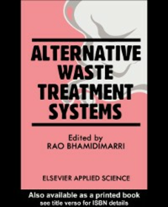 Ebook in inglese Alternative Waste Treatment Systems -, -