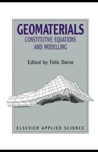 Ebook in inglese Geomaterials: Constitutive Equations and Modelling