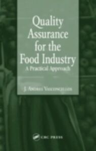 Ebook in inglese Quality Assurance for the Food Industry Vasconcellos, J. Andres